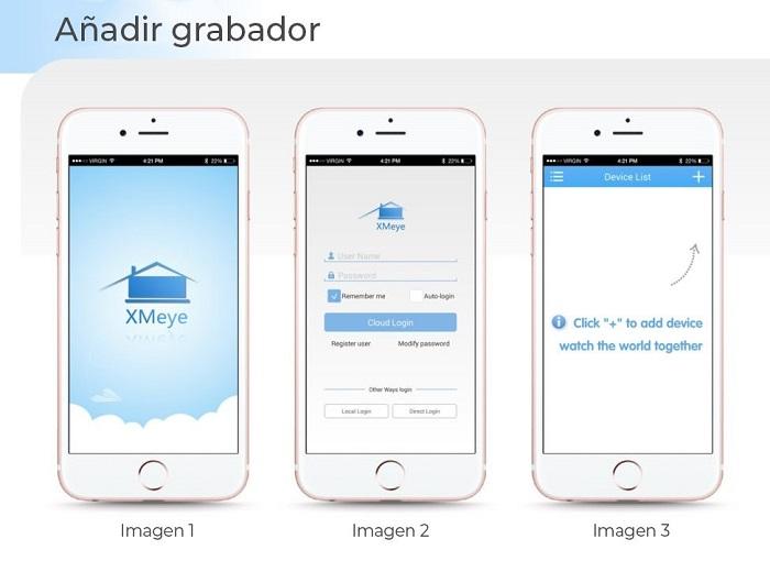 Grabador-CCTV-AHD