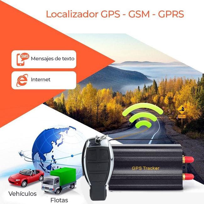 Localizador-GPS-coche-GPRS-GSM
