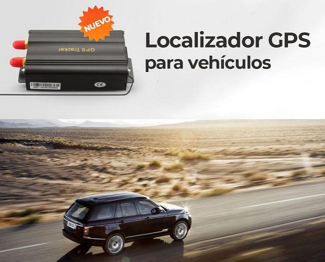 Localizador-GPS-vehiculos