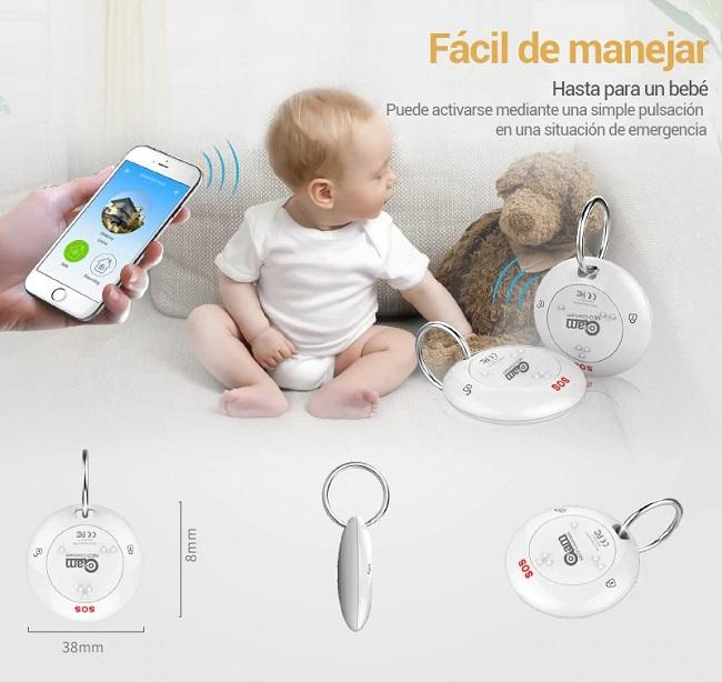 Mando alarma WiFi NeoCoolCam