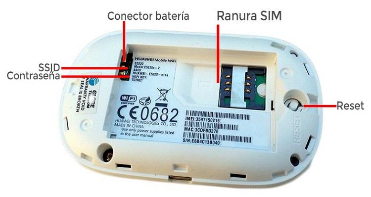 Modem-Huawei-E5220