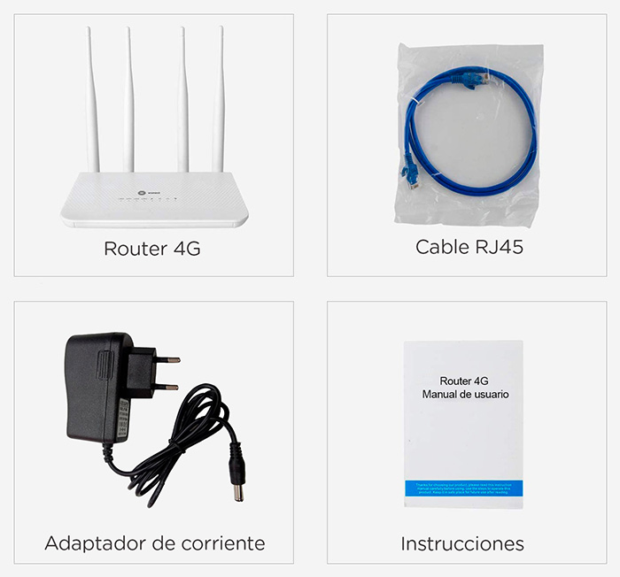 Router-4G-Wonect