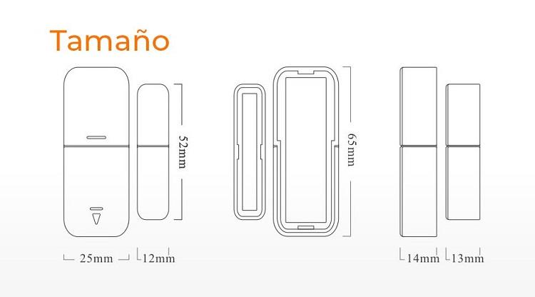 tamano-Sensor-apertura-puerta-alarma