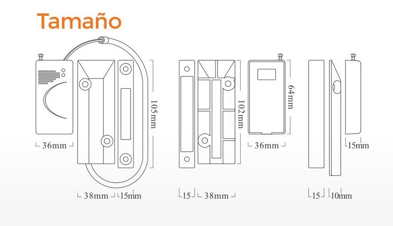 tamano-Sensor-apertura-cochera-alarma