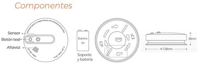 componentes-Sensor-incendio-alarma