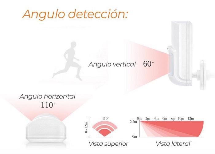 angulo-Detector-movimiento-alarma-cable
