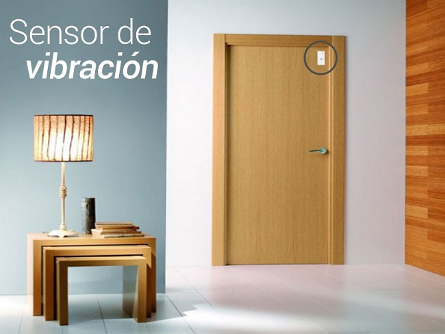Sensor-vibración-puerta