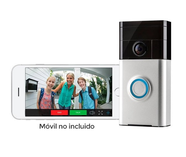 Videoportero-WiFi-Wanscam