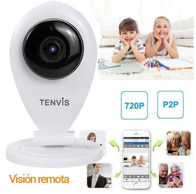 Camara-IP-Tenvis-T8805