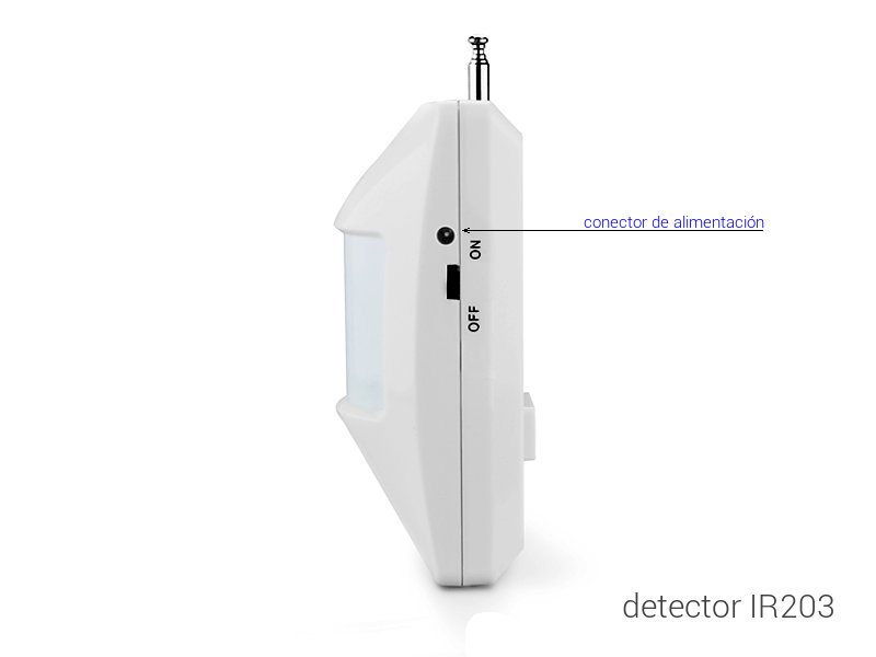 Alarmas-zoom DETECTOR MOVIMIENTO 315MHZ