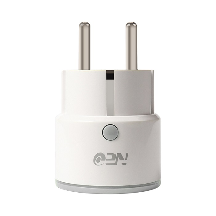 NeoCoolCam NAS WR01W Enchufe WiFi compatible APP Google Amazon