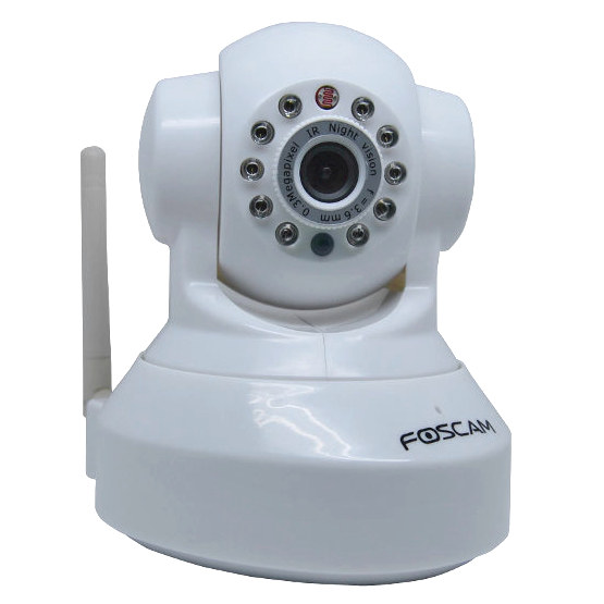 FOSCAM FI8918W W Camara IP Foscam FI8918W WIFI IR Iphone Monitorizada