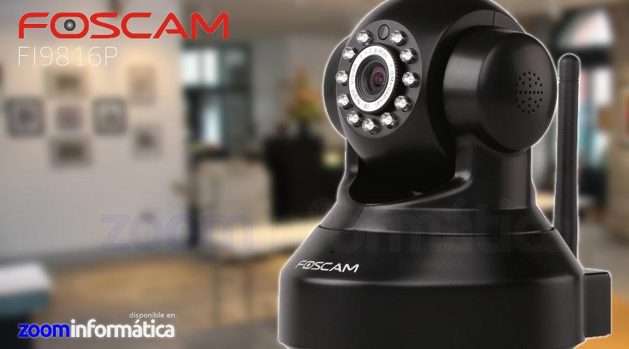 Foscam FN3104H y 4 FI9816P