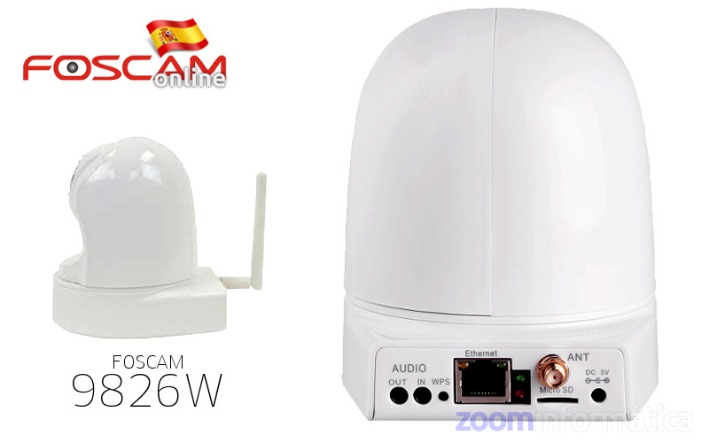 Foscam FI9826W W