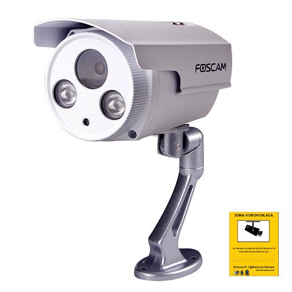 Comprar online Camaras IP Exterior FOSCAM FI9903P al mejor precio