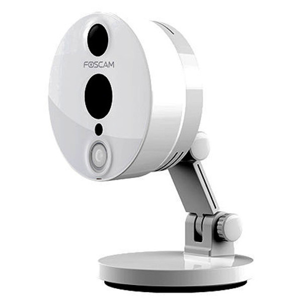 Foscam C2 W Camara IP WiFi P2P Full HD 2Mpx Interior Sonido Color Blanca Reacondicionada