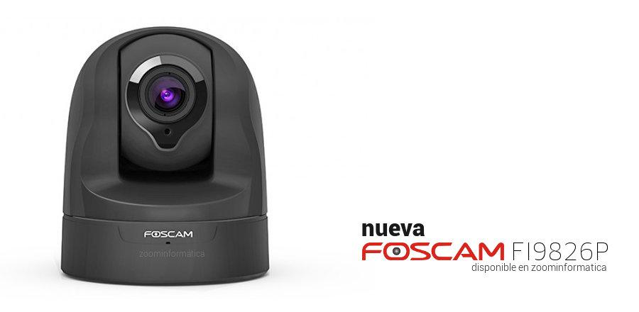 Foscam FI9826P-B-R