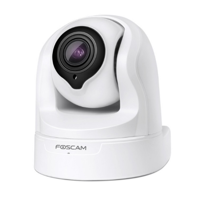 Foscam FI9936P Blanca WiFi Dual 5Ghz 2Mpx Full HD Interior Motorizada Zoom Optico