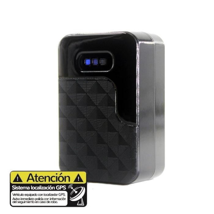 Localizador GPS coche magnetico bateria antirrobo G200 Reacondicionado
