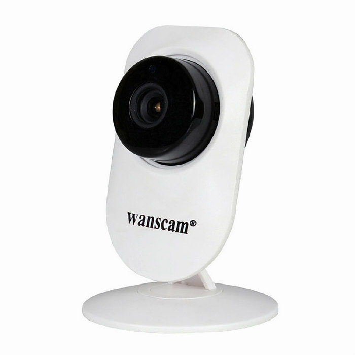 Wanscam HW0026 1 Camara IP WIFI Fija vision nocturna deteccion movimiento Reacondicionada