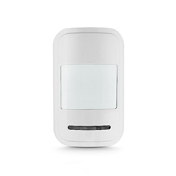 Detector de movimiento alarma inalambrico Antena oculta EV1527 IR502