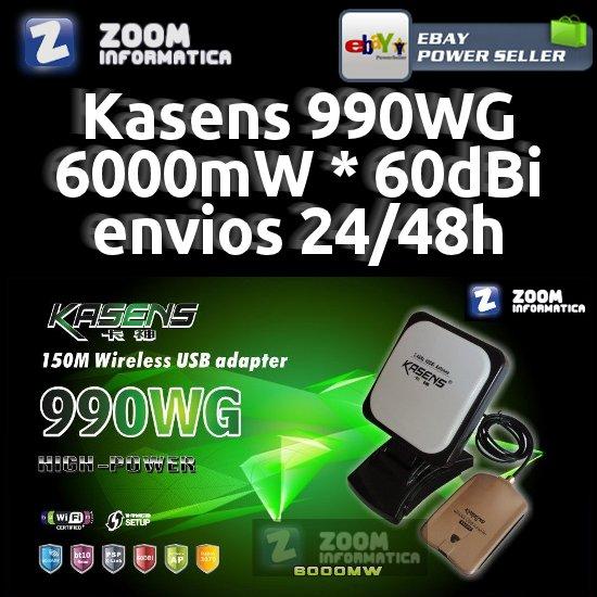 Kasens 6000MW 990WG