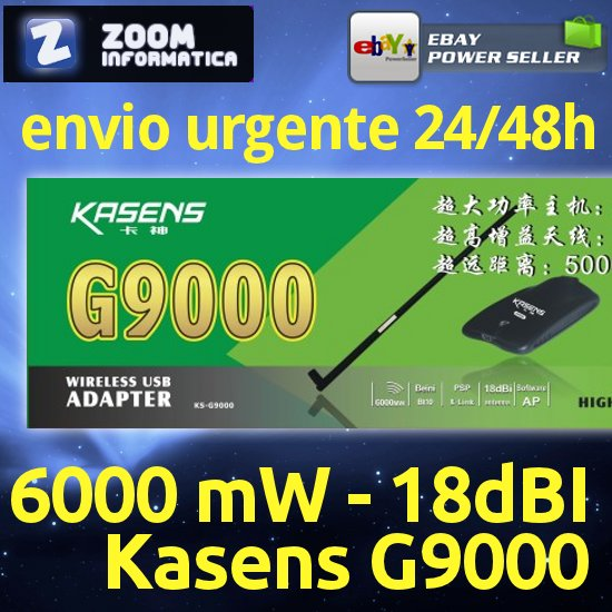 Kasens G9000 6000MW