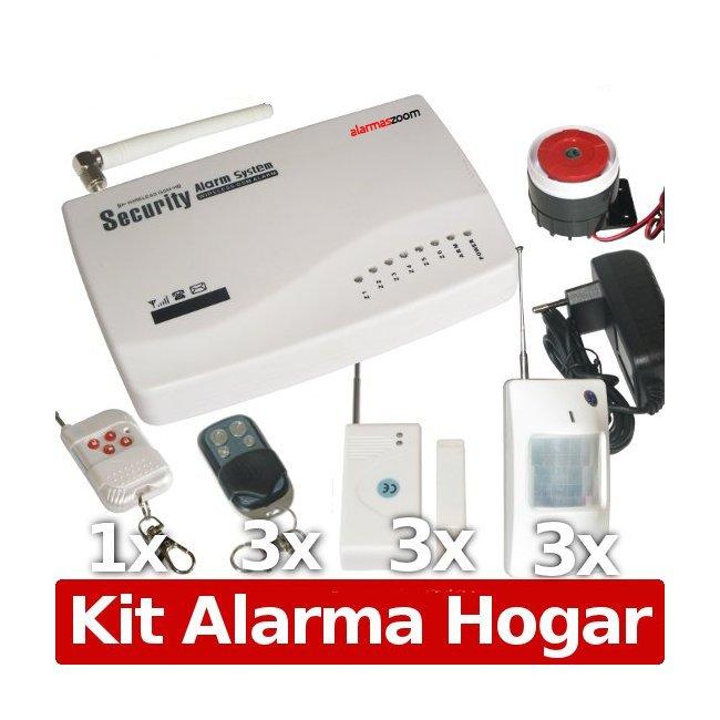 alarma hogar az010 1 ga0604 kit alarma de casa gsm