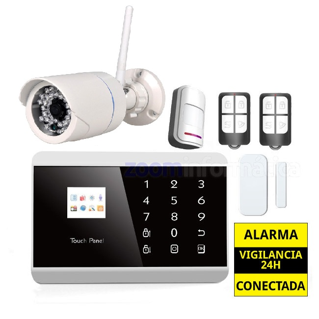 Alarmas-zoom AZ013  PG992TQ TH692