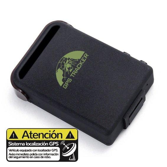 LOCALIZADOR GPS OTROS TK102B
