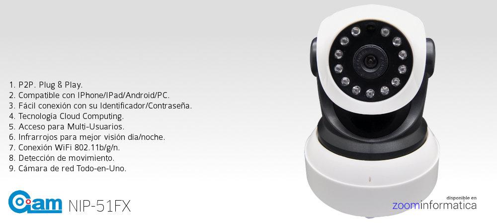 Neo coolcam NIP-51FX