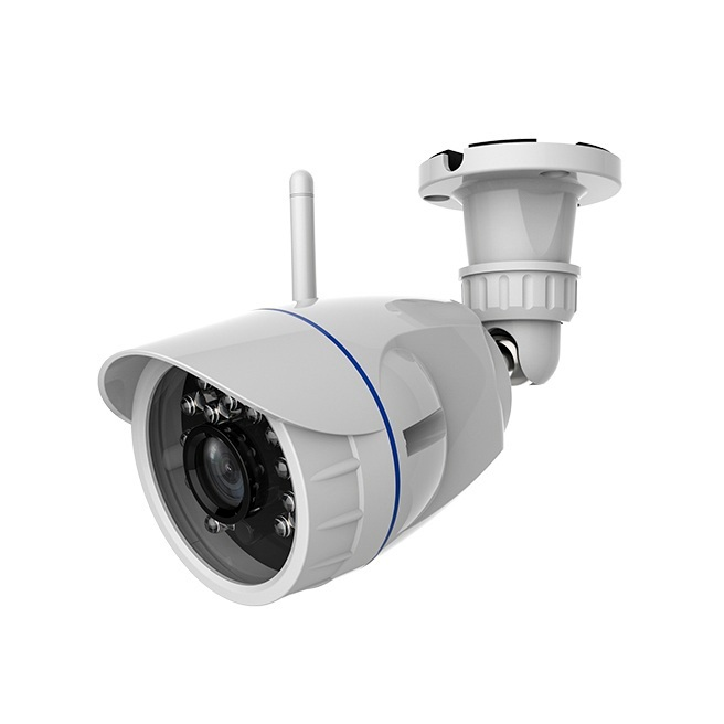 NeoCoolCam NIP 56AI Camara IP Seguridad Exterior WiFi Fija HD 720p APP Tuya Smart