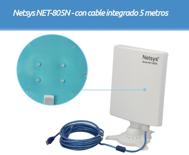 Netsys 805N