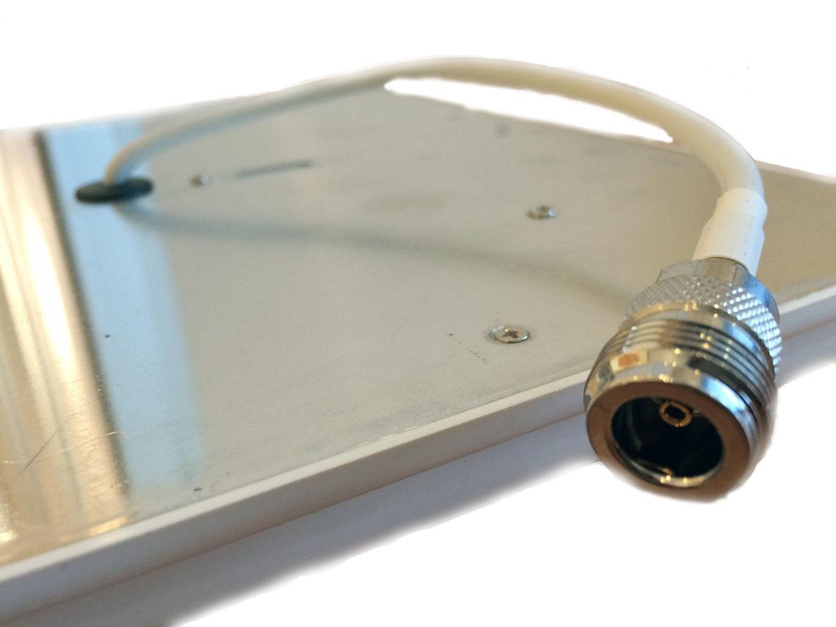 WONECT PANEL 20DBI 3G 5M SMA