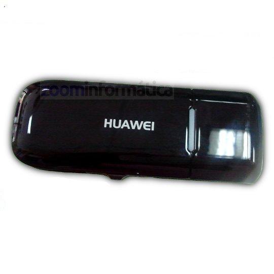Huawei E1820 Modem 3G USB Libre Conector antena CRC9 Ranura memoria Micro SD