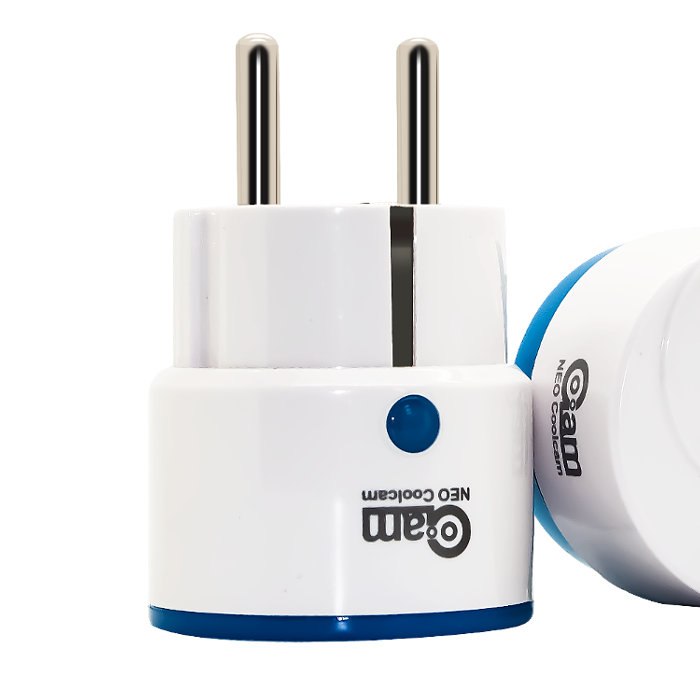 NEO COOLCAM NAS-WR01TE Enchufe WiFi Neo CoolCam para utilizar junto kit alarma Neo