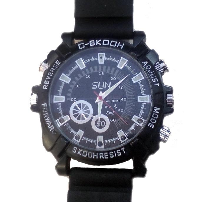 OTROS RELOJ ESPIA PULSERA Reloj espia pulsera deportivo