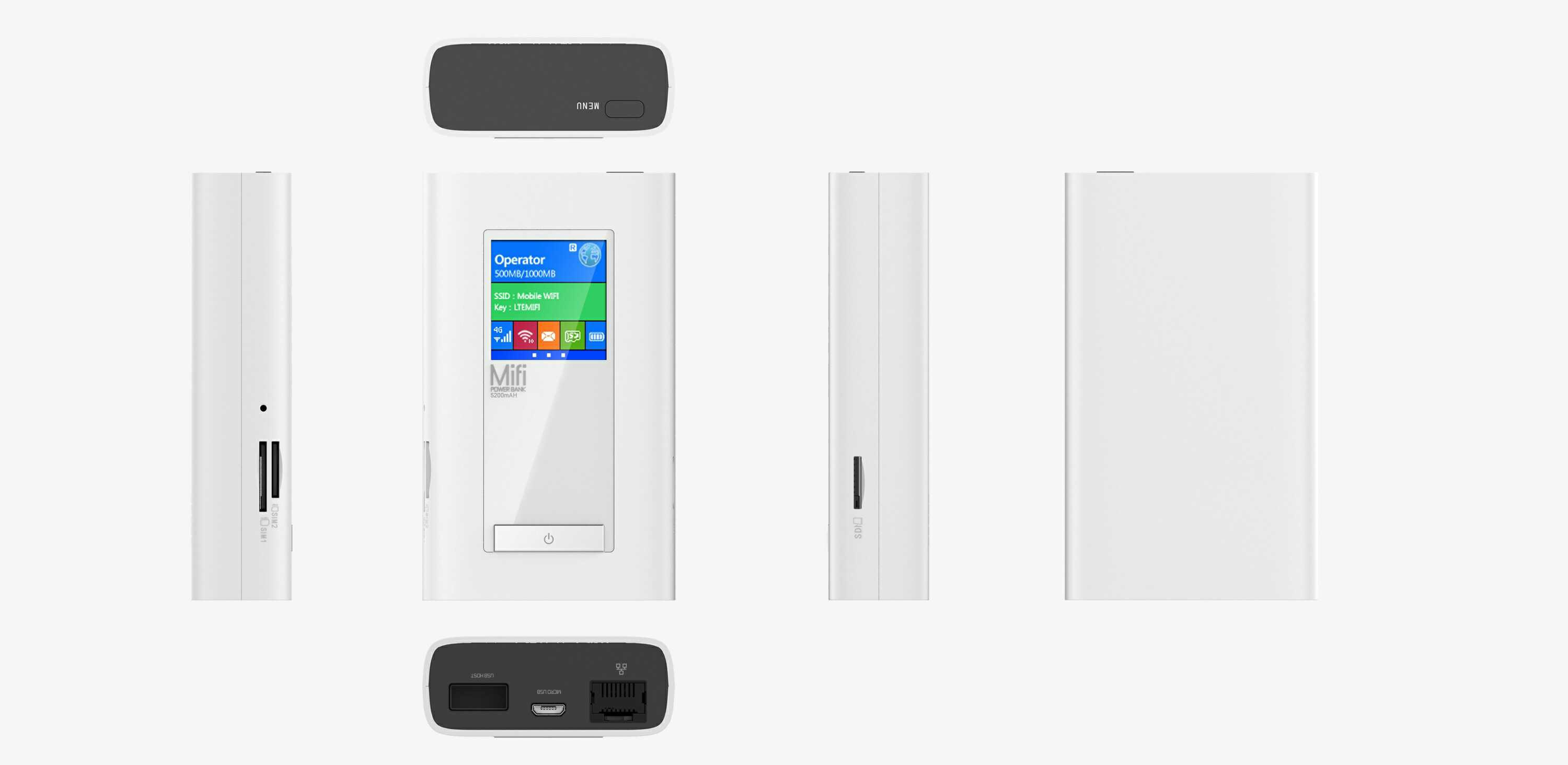 Wonect Router MIFI