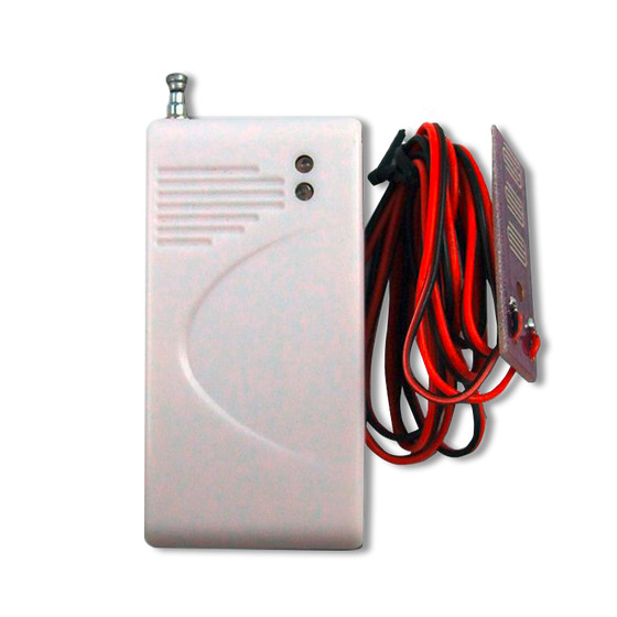 Detector Alarma Escape Agua Inundacion PT2262 WWD102