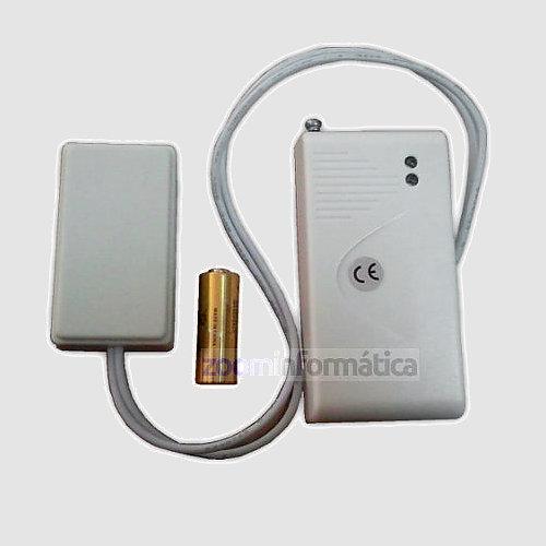 Detector Alarma Escape Agua Inundacion PT2262 WWD100