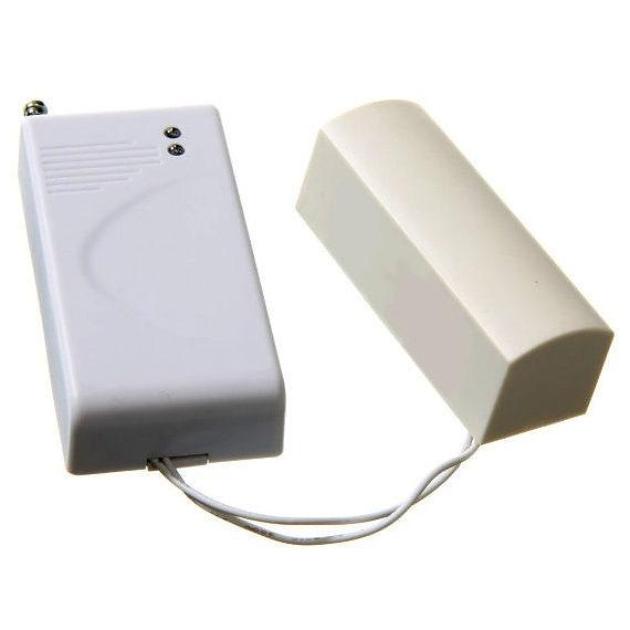 Sensor vibracion alarma Inalambrico Puertas Ventanas WVS100