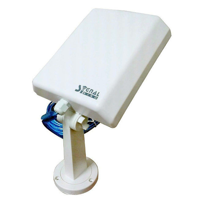 Signal King SK-10TN SK-10TN SIGNAL KING ADAPTADOR WIFI USB PROFESIONAL SIGNAL KING SK-10TN  ANTENA PANEL