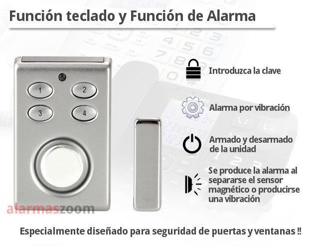 Alarmas-zoom SP65 B