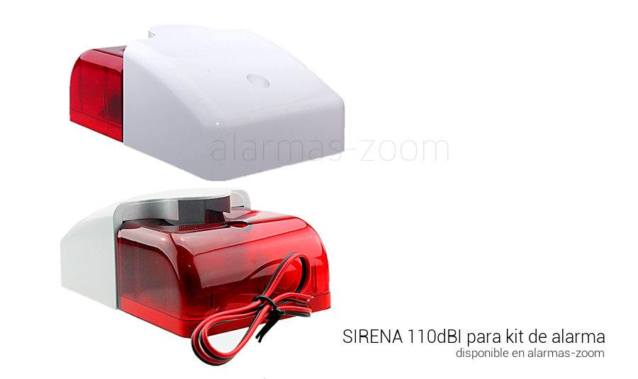 Alarmas-zoom FS102 R