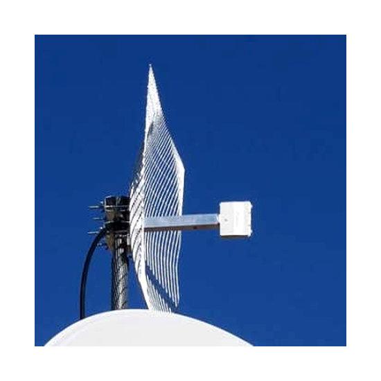 Stella Doradus SD21 Antena WiFi Parabolica 20dBi Exterior Largo Alcance Conector N Hembra