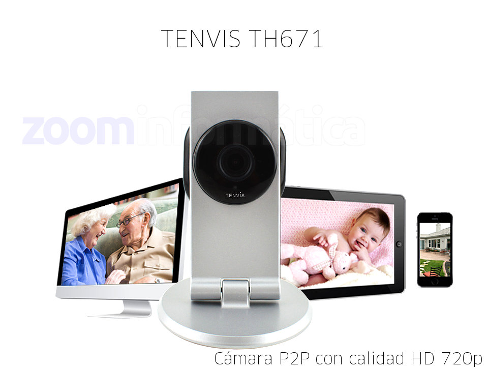 Tenvis TH671