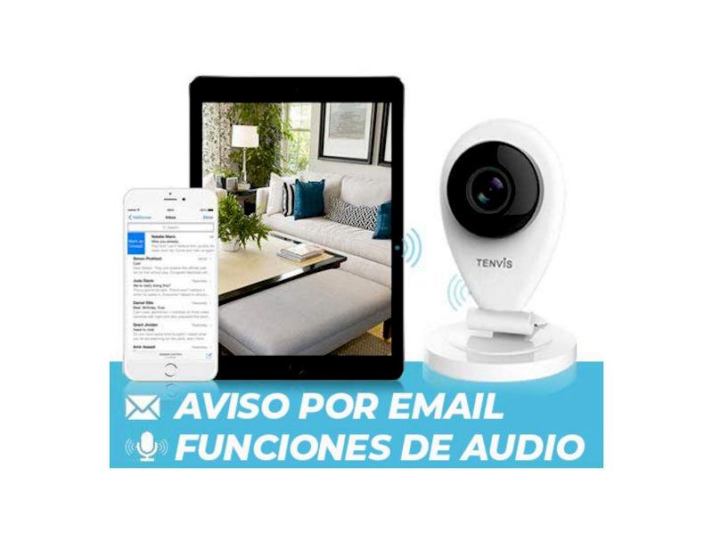 Tenvis T8805-R