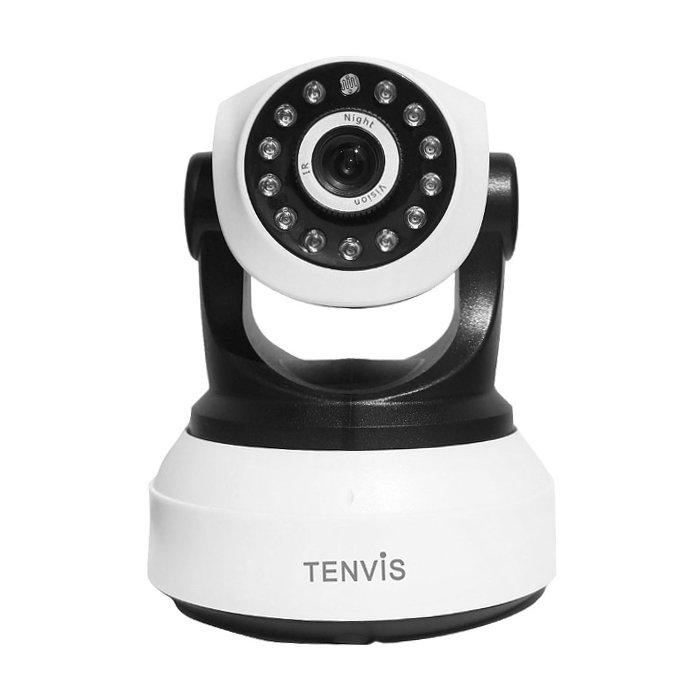 Tenvis T8809 Camara IP WiFi P2P Interior Motorizada Memoria Grabacion