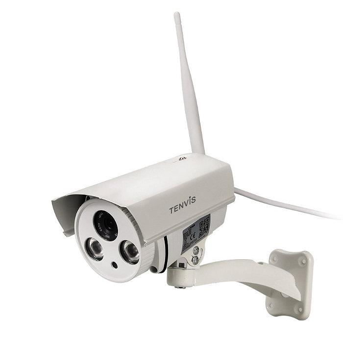 Tenvis T8862 Camara de seguridad WiFi IP exterior Alta resolucion HD 720p
