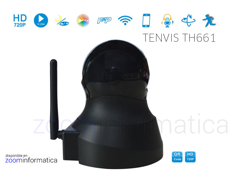 Tenvis TH661 B